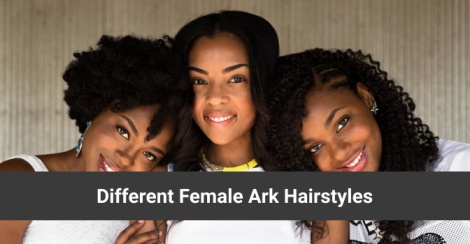 Female Ark Hairstyles