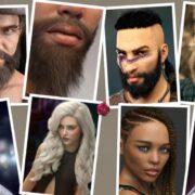 ark hairstyles
