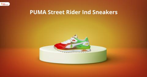 PUMA Street Rider Ind Sneakers