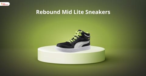 Rebound Mid Lite Sneakers